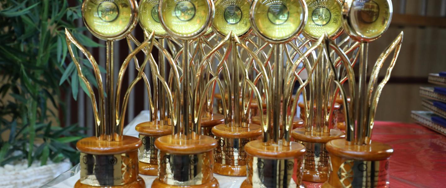 مراسم معرفی و تقدیر از برگزیدگان بیست و دومین جشنواره جوان خوارزمی